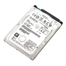 "Hitachi HTS725050A7E630 500GB 2.5"" HDD Sata 5400rpm/32MB, 7mm"
