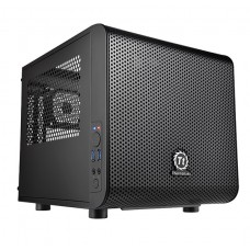 Кутия Thermaltake Core V1 Black, mini ITX CA-1B8-00S1WN-00