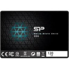 "Silicon Power S55 SSD 2.5"" SATA3 120GB твърд диск"
