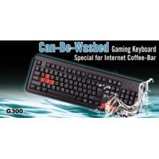 A4Tech X7-G300 Gaming, PS/2, водоустойчива