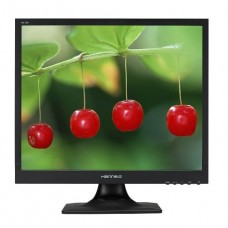 "HANNS.G HX194DPB Монитор 19"" LED 5:4 1280x1024, 170/160 VGA DVI Audio Black Matt, GS, TCO"