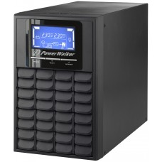 UPS POWERWALKER VFI 1000C LCD, 1000VA, ON-LINE