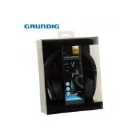 Стерео слушалки Grundig, златна серия, черни
