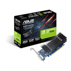 Видеокарта ASUS GEFORCE GT 1030 2GB GDDR5 64 BIT, LOW PROFILE, SILENT, DVI-D, HDMI