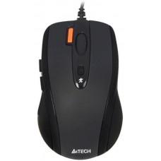 A4tech N-70FX V-Track PADLESS Жична мишка,черна
