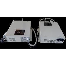BUS100 - Синусоидален UPS за парно с батерия и изводи за външен акумулатор